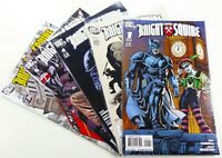 DC Comics KNIGHT AND SQUIRE (2010) #1 2 4 5 6 LOT VF/NM Ships FREE!