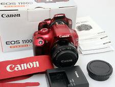Canon EOS 1100D + 50 mm 1,8 Set B+ condition