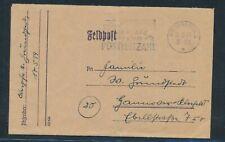 40454) Zur Ortsangabe gehört stets die POSTLEITZAHL K1 Hildesheim 2 FP 30.5.44