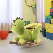 Kinder Schaukelspielzeug Schaukel Schaukeltier Schaukelpferd Baby Drache