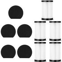 5 PCS Filter for MooSoo D600 D601 Corded Vacuum Cleaner Filter HEPA Element J2F8