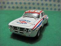 """Alfa Romeo Gtam 2000 Coupe 1972 """" Medley Team """" - 1/43 Pk 338.1ozE MIB"""