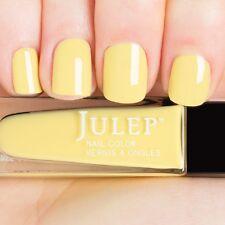 NEW! Julep nail polish LILOU Nail Vernis ~ Lemon chiffon crème YELLOW