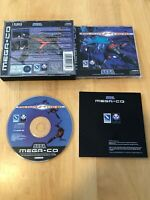 Novastorm - Sega Mega CD - PAL / Sony-Psygnosis 1994 - CIB Komplett TOP
