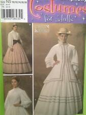 Simplicity Sewing Pattern 4900 Misses / Ladies Historical Costume Size 20-26 UC