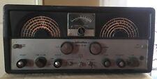 Hallicrafters SX-99 Short Wave HAM Radio Receiver