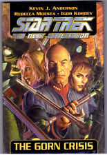 Star Trek The Next Generation The Gorn Crisis Wildstorm/Dc Hc Nm/Mint New Sealed