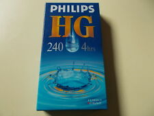 Cinta de video, Philips HG 240 , 4 horas #k-37-3