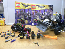LEGO 70915 THE BATMAN MOVIE TWO-FACE DOUBLE DEMOLITION COMPLETO