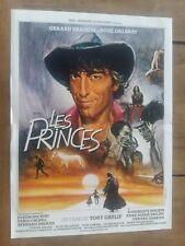 Plakat die Prinzenzepter Tony Gatlif Gerard Darmon Muse Dalbray Gitan 40x60cm*