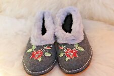 WOMENS LADIES  REAL NATURAL FELT WARM BOOTS SIZE 3 4 5 6 7 8
