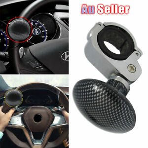 Steering Truck Tractor Car Wheel Spinner Ball Aid Turning Forklift Lorry Knob