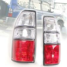 Crystal Tail Light Rear Lamp Fit Toyota Land Cruiser Prado FJ90 LC90 1998-2002