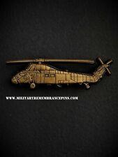 Westland Wessex HU Mk5 Helicopter Lapel Pin V70