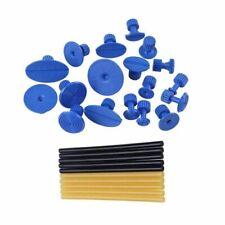Car Body Glue Puller Tabs Paintless Dent Repair Tool 10 Glue Sticks 608
