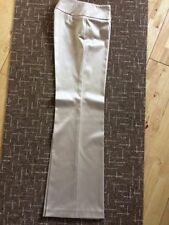 River Island Polyester Wide Leg Mid Rise Trousers for Women