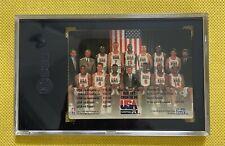 *RARE* 1992-93 NBA HOOPS #NNO BARCELONA SPAIN TEAM USA MICHAEL JORDAN SGC 7