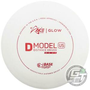 NEW Prodigy Glow Base Grip D Model US Driver Golf Disc - COLORS WILL VARY