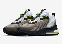 NIKE AIR MAX 270 ENG - UK 12/US 13/EUR 47.5 - GREY/GREY/VOLT (CW2623-001)