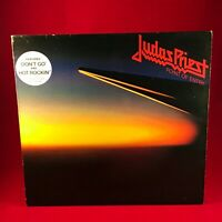 JUDAS PRIEST Point Of Entry 1981 UK Vinyl LP EXCELLENT CONDITION original