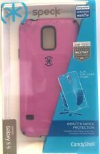 Speck CandyShell Case Samsung Galaxy S5 Purple/Blue  Hard Cover Shell