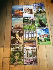 Country Life Magazine Bundle