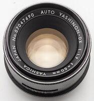 Yashica Auto Yashinon DX 1:1.7 1.7 50 mm 50mm - M42 Anschluss