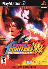 King of Fighters '98: Ultimate Match (2009) Brand New Factory Sealed USA PS2