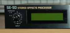 Boss SE-50 Stereo Effects Processor - Replacement Battery Only