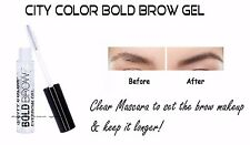 City Color Bold Brow Mascara- Clear Mascara to set the brow make up *US SELLER*