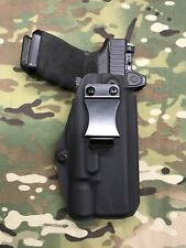 Black Kydex IWB Holster for Glock Roland Special X300 Ultra B Model