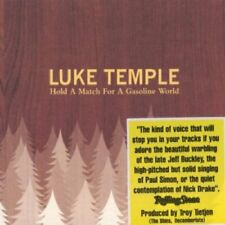 Luke Temple - Hold a Match for a Gasoline World CD NEU OVP