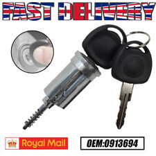Ignition Barrel For VAUXHALL ASTRA COMBO CORSA MERIVA TIGRA ZAFIRA A701 913694