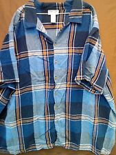 Men's king size 5xl short sleeve shirt with pocket