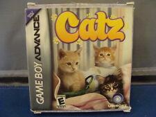 Catz  BOXED NINTENDO Game Boy Advance
