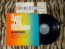 THE BAYSIDERS OVER THE RAINBOW LPBR 5124 1ST PRESSING DOO-WOP