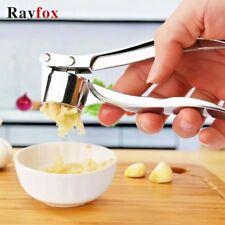 1pcs Garlic Press Crusher Kitchen Cooking Vegetables Ginger Squeezer Masher Hand