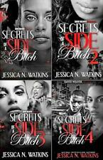 SECRETS OF A SIDE BITCH Urban Series by Jessica Watkins TRADE Paperback Set 1-4