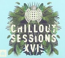 Ministry Of Sound - Chillout Sessions 17 XVII Various Artists CD, Like New