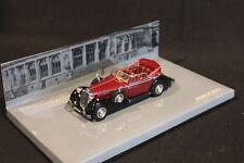Minichamps Horch 853A Cabriolet 1938 1:43 Maroon / Black (JS)