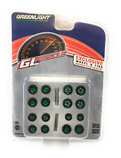 GREENLIGHT GL MUSCLE Chase 1/64 SCALE WHEEL AND TIRE MULTIPACK SET OF16 PIECES