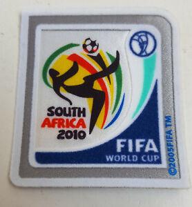 FIFA WM 2010 South Africa Patch neu