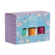 Eco Aroma Essential Oil Ultimate Wellbeing 10ml X 12 Oils