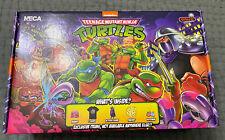 NECA Teenage Mutant Ninja Turtles Stern Pinball Crate NEW XL SHIRT Shredder TMNT