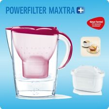 Pacchetto Starter-BRITA Marella Cool mirtillo Brocca con 3 MAXTRA + PLUS POWER FILTRO