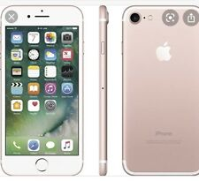 Apple iPhone 7 - 256gb - Rose Gold - Unlocked - Smartphone Excellent Condition