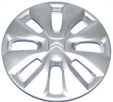 "Citroen C1 Mid 2014 onward 14"" Wheel Trim Single Silver New Genuine B000880080"