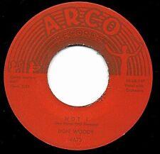 Don Woody- Not I B/W Red Blooded American Boy - Arco 45 Rockabilly RE Hear