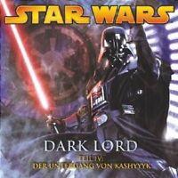 """STAR WARS """"DARK LORD TEIL 4 DER UNTERGANG..."""" CD NEU"""
