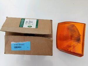XBD100920  P38 1994-2001 front right indicator-orange
